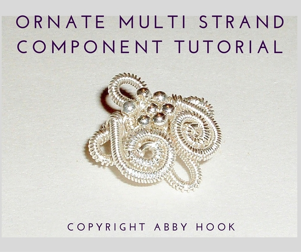 Ornate Multi Strand Component Tutorial