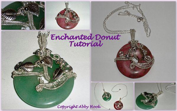 Enchanted Donut Tutorial