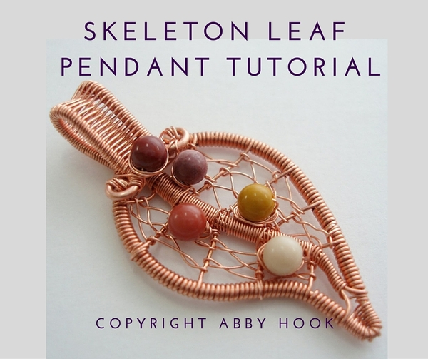 Skeleton Leaf Tutorial