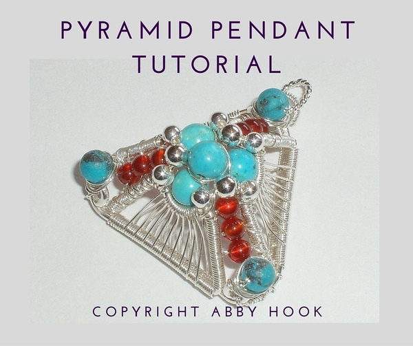 Pyramid Pendant Tutorial
