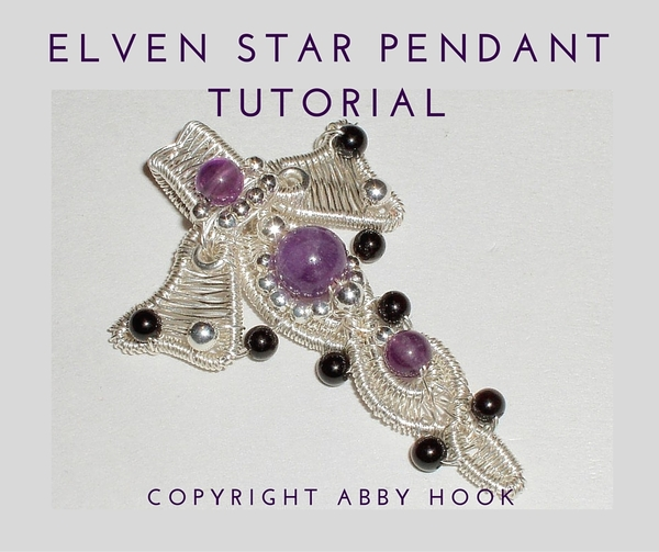 Elven Star Pendant Tutorial