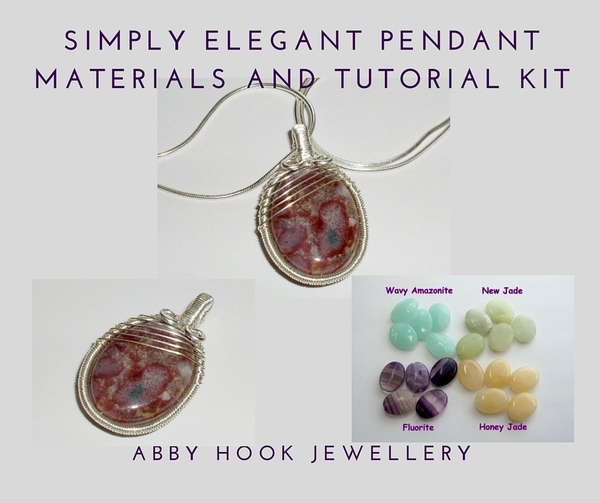 Simply Elegant Materials and Tutorial Kit