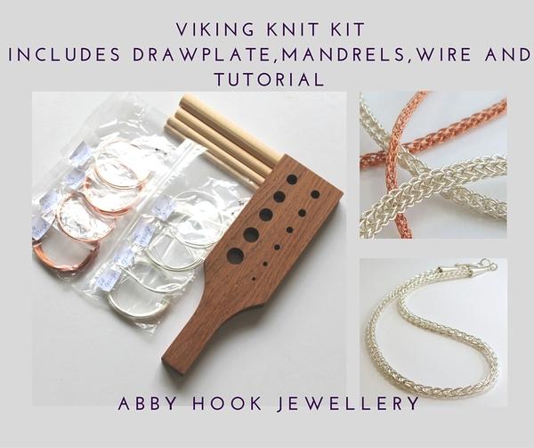 Knitting Jewelry Kits : Jewellery making kits