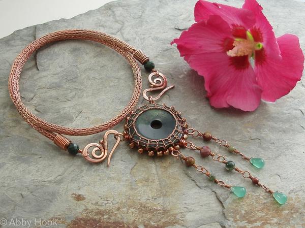 Bohemian Warrior Necklace