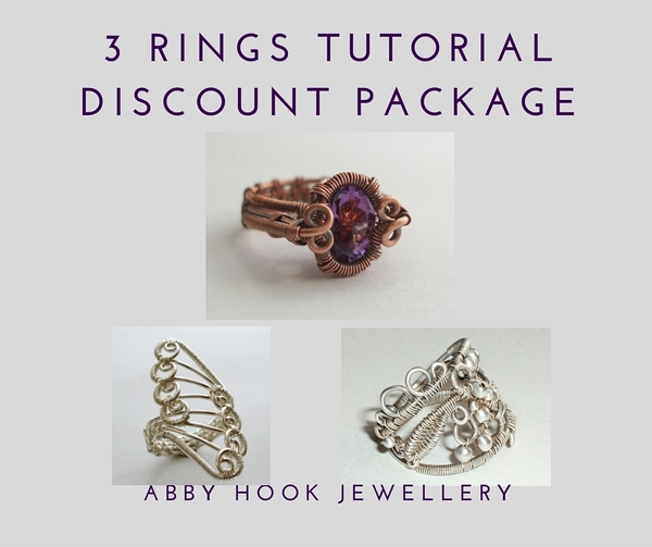 3 Rings Tutorial Discount Package - 3 Tutorials