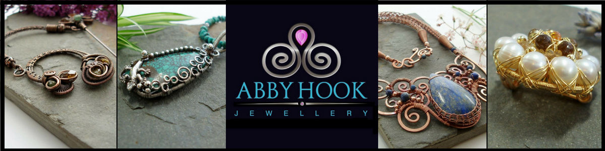 Abby Hook - Wire Jewellery Artist