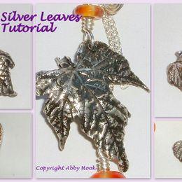 Silver Leaves Tutorial