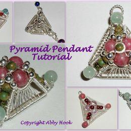 Pyramid Pendant Tutorial