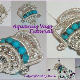 Aquarius Vase Tutorial