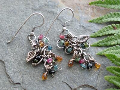 The Vine Earrings