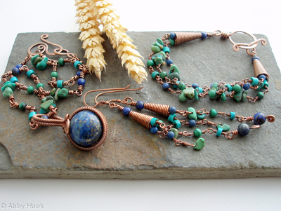 Lapis Lazuli collection