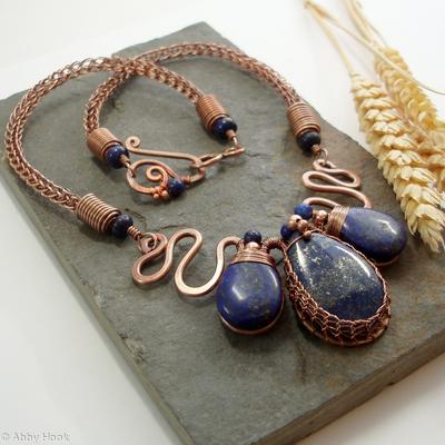 Medusa's Tears necklace