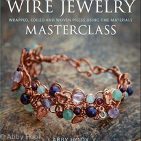 Wire Jewelry Masterclass - front cover