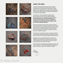 Wire Jewelry Masterclassm - About the book