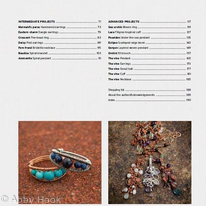 Wire Jewelry Masterclass - Contents page 2