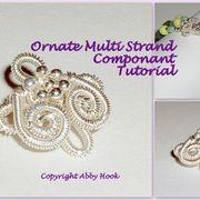 Ornate Multi Strand Component Tutorial