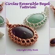 Circles Reversible Bezel Tutorial