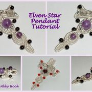 Elven Star Pendant Tutorial