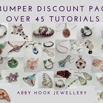 Bumper Tutorial pack - Includes over 45 tutorials - save 50 percent