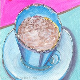 3 Cappuccinos