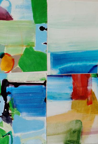 'Landscape Composite' I