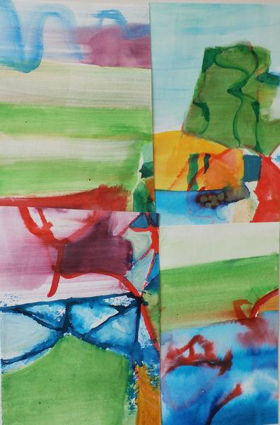 'Landscape Composite III'