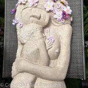 Mothers love (after Klimt)
