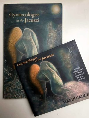 Gynaecologist in the Jacuzzi - CD & Book