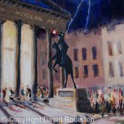 Wellington's Revolt (1) - A Night at the GOMA