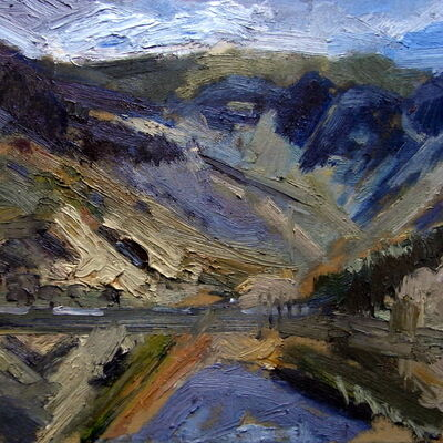 Buttermere Study 3