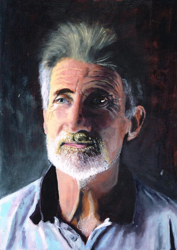Dave Thomas Portrait Artist - 468006_dave-thomas-portrait-artist