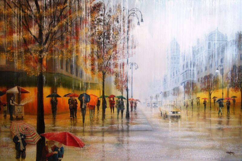 Umbrella Street