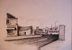 Drighlington Crossroads