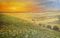 Bracken Moor Sunset
