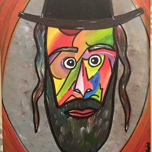 Rockin Rabbi (SOLD)