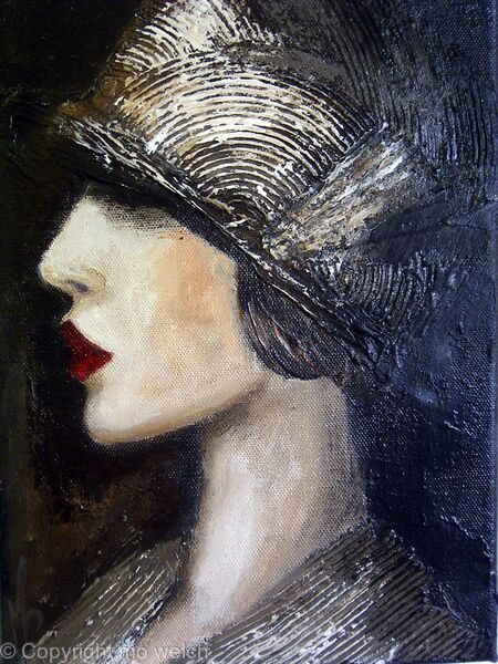 art deco fashion,1920's paintings, art deco paintingsof women 1920's