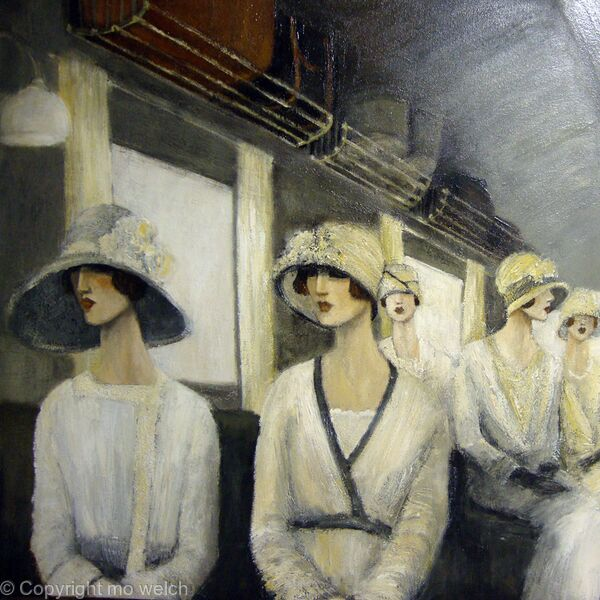 people, women FIGURATIVE , abstact, textured,contemporary, african,art deco,1920's fashion ...