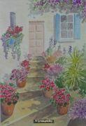 Terracotta Steps
