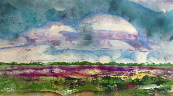 Inspired by Sedge Fen no.4