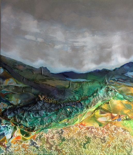 Inspired by Snowdonia