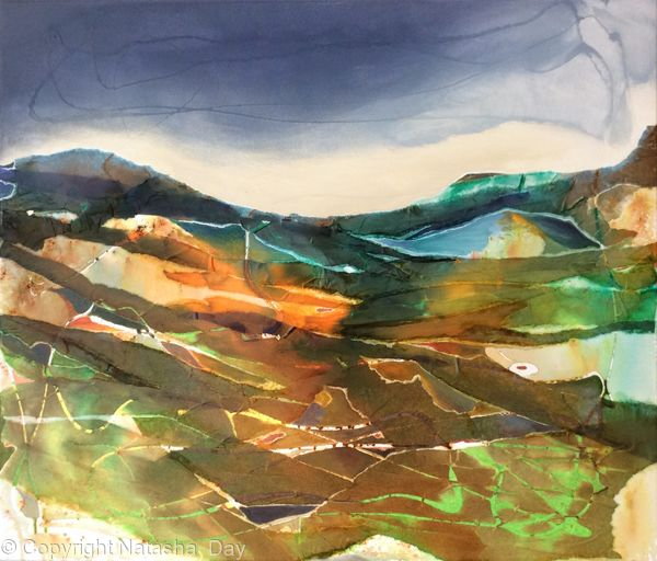 Inspired by Snowdonia 2
