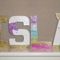 Unicorn Children's letters