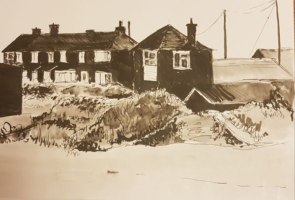 Sizewell Huts