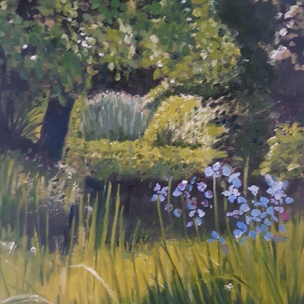 Summer  in my Suffolk Garden