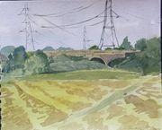 Haymaking, Lammas Field, Walthamstow Marsh