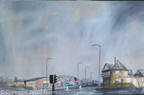 The Pheasant, Sheffield lane top
