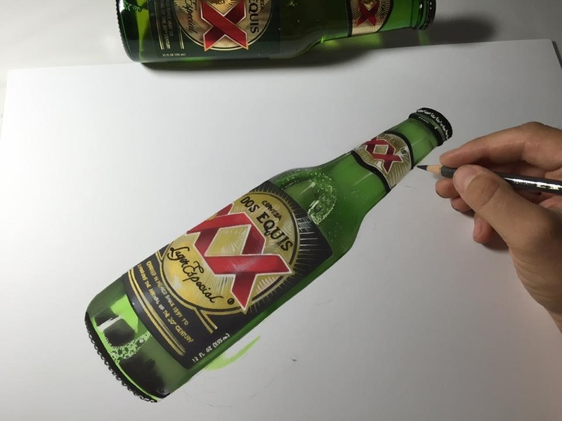 Mexican bottle Art