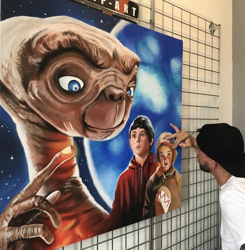The magic of E.T