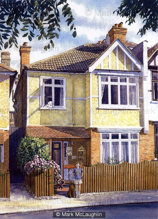House at Herne hill