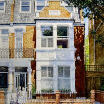 House portrait, SW6